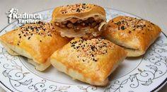 Milföy Tadında Mercimekli Yufka Böreği | Kadınca Tarifler | Oktay Usta - Kolay ve Nefis Yemek Tarifleri Sitesi