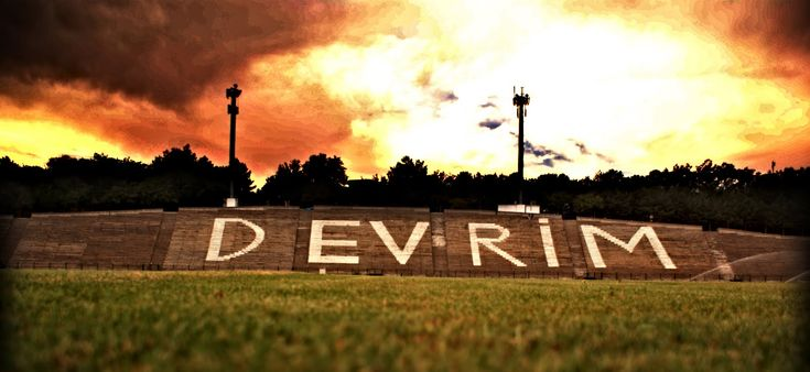 Devrim (Revolution)- Middle East Technical University