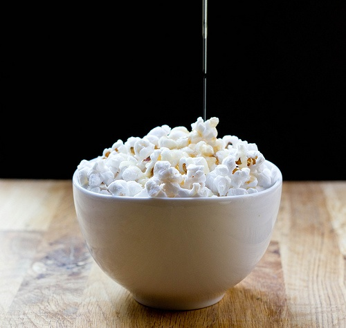 Salted caramel popcorn | What's For Dinner? | Pinterest