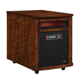 basement heater duraflame infrared cabinet electric space heater