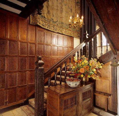 Best The Foot Of The Stairs Of The Inner Staircase At Bateman S East Sussex Staircase Stairs 400 x 300
