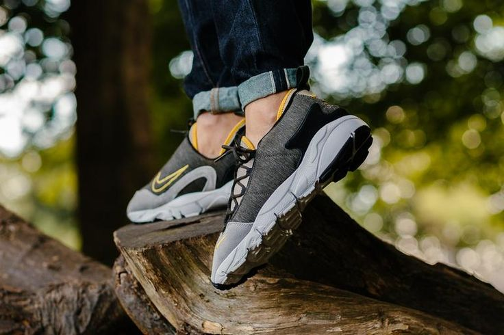 buy popular ff42c 4aed4 Nike Air Footscape NM Camper Sequoia Mineral Gold Khaki Wolf Grey 852629-  ...