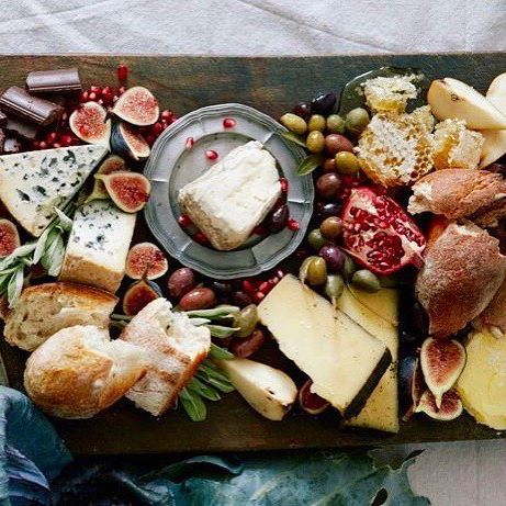 Add this to your weekend to-do list. : artisan cheese plate - pezcame.com