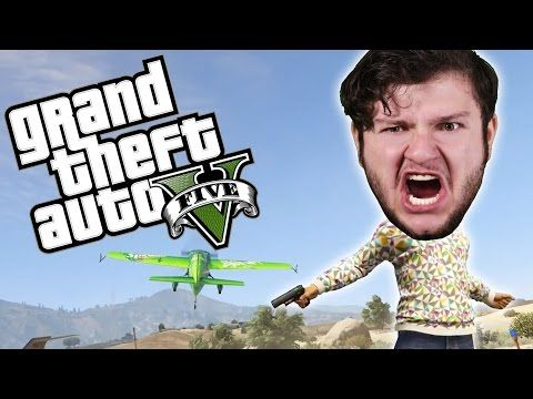 GTA 5 PC Online Funny Moments - KAMIKAZE VS BMX | THE BMX BANDIT RETURNS! (Custom Games) - YouTube