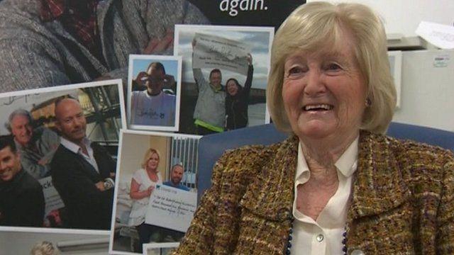 Lady Elsie Robson Sir Bobby Robson charity reaches £5m milestone