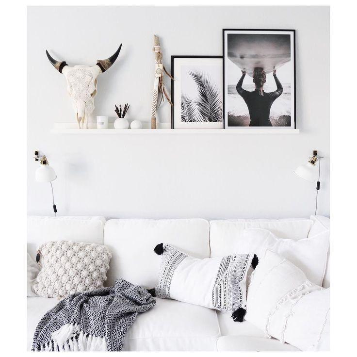 White Living! Du Möchtest Dein Zuhause Gerne Modern Gestalten, Ohne Dabei  Jede Saison Aufs