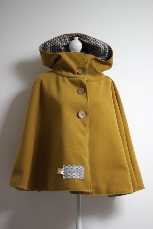Cape pour femme - du 34 au au 52 - Patrons de couture chez Makerist