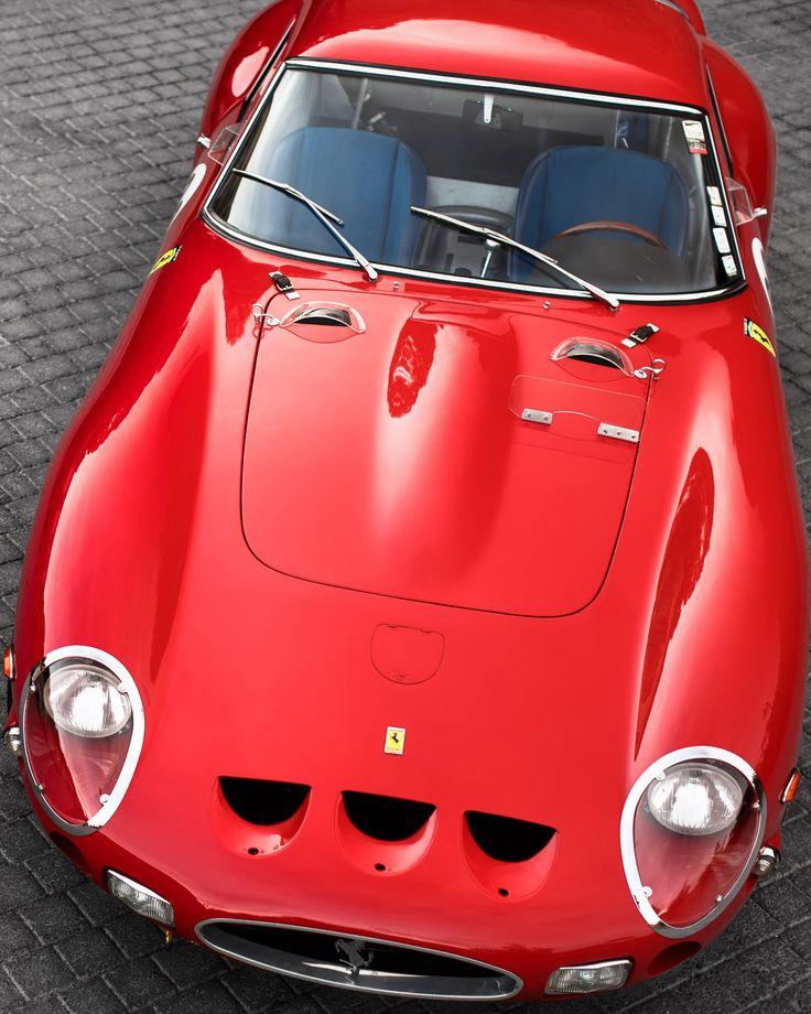 Ferrari 250 GTO 1962 - 1964 ...repinned für Gewinner! - jetzt gratis Erfolgsratgeber sichern www.ratsucher.de