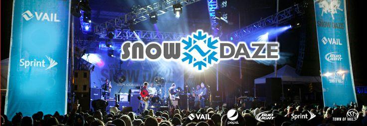Rebelution; Friday 12/13 Vail Snow Daze
