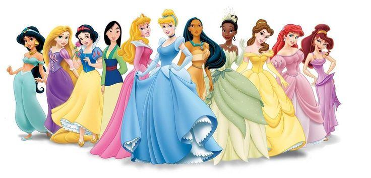 Princesses #Disney