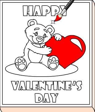 jogos de colorir online valentines day colorir online pinterest