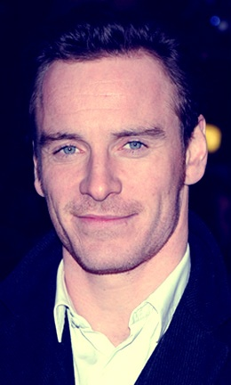 Michael Fassbender. This man will be the death of me...