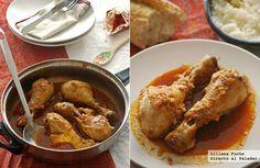 Receta de pollo al pimentón