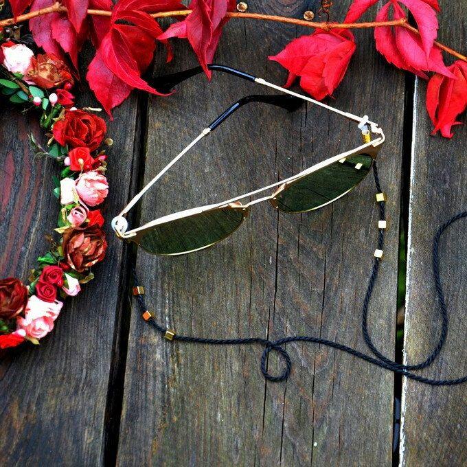 A u t u m n l o v e ♥ #shadeloops #brillenkette #eyeglasschain #glasschain #autumn