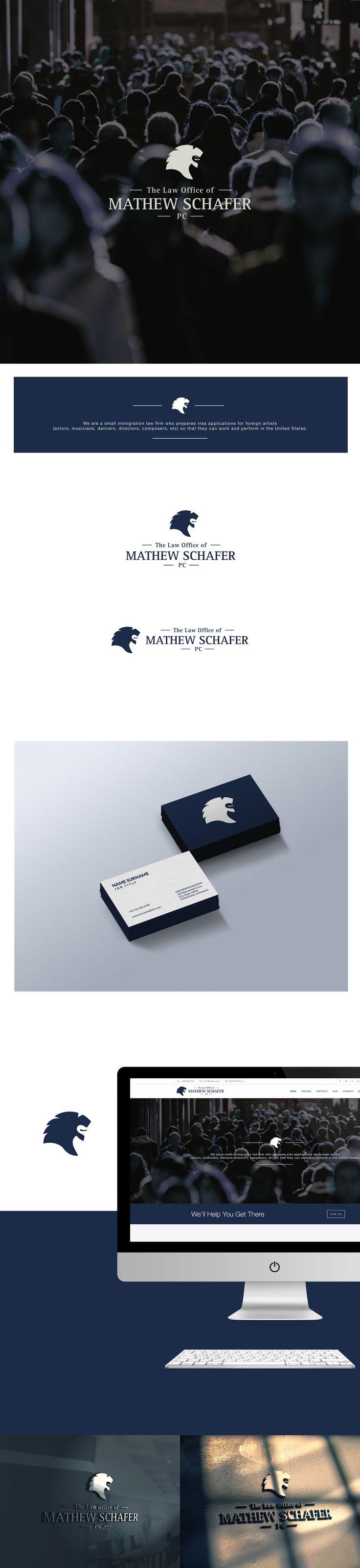 Financial, Insurance logo design proposal.