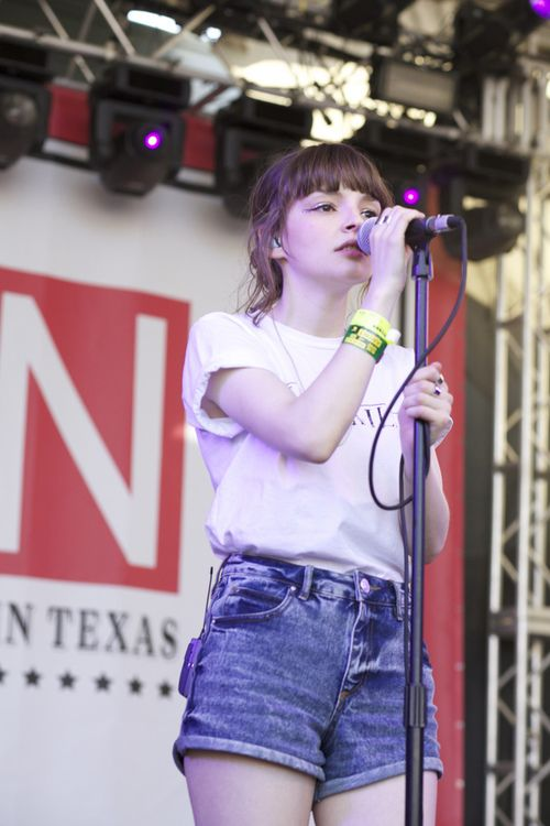 Image de lauren mayberry and chvrches