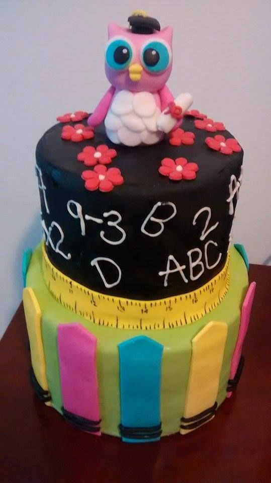 Pastel de Búho de Era de amapola-Vainilla y Vainilla-Chocolate de Cake Makers FB: https://www.facebook.com/cakemakerss/photos/pb.976211372443132.-2207520000.1435724313./981375908593345/?type=1&theater