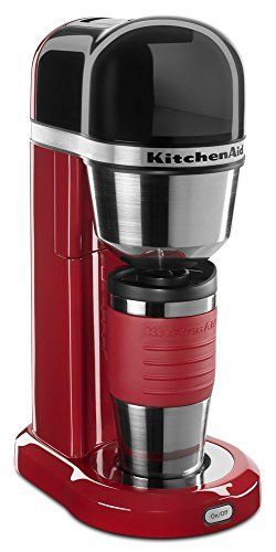 KitchenAid KCM0402ER Personal Coffee Maker - Empire Red by KitchenAid