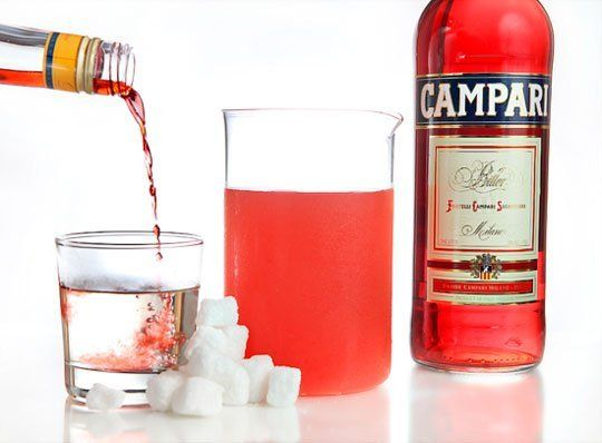 Grownup Popsicle Recipe: Boozy Campari Citrus Pops — Recipes from ...