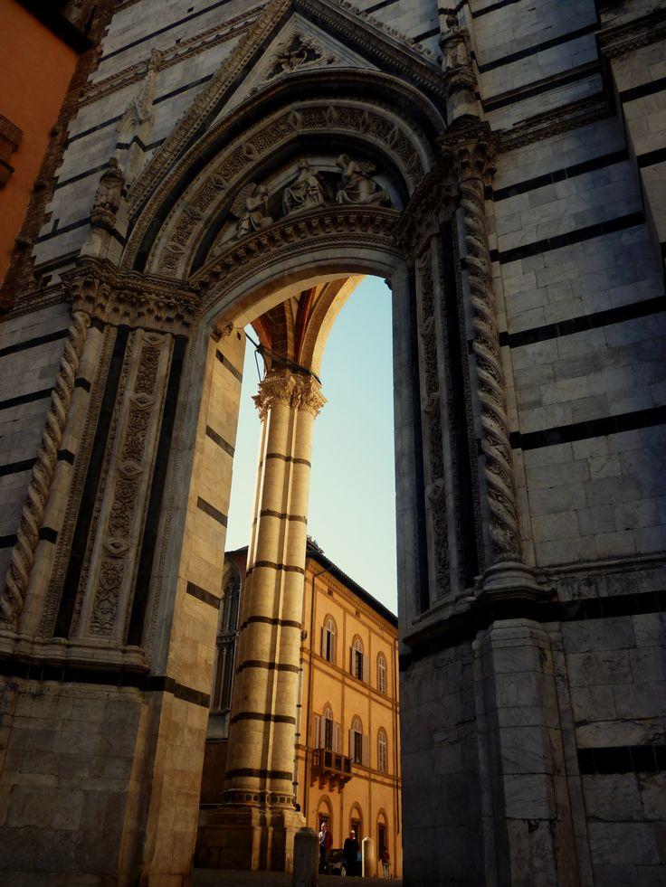 Duomo di Siena, Siena, Tuscany, Italy, autumn 2015