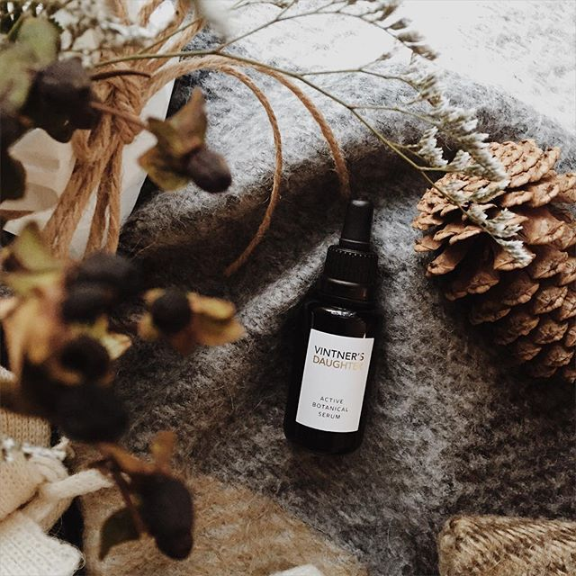 Hero of the month : Vintner's Daughter Active Botanical Serum in the December Beauty Hero box.   TLV Birdie Instagram : https://www.instagram.com/tlvbirdie/