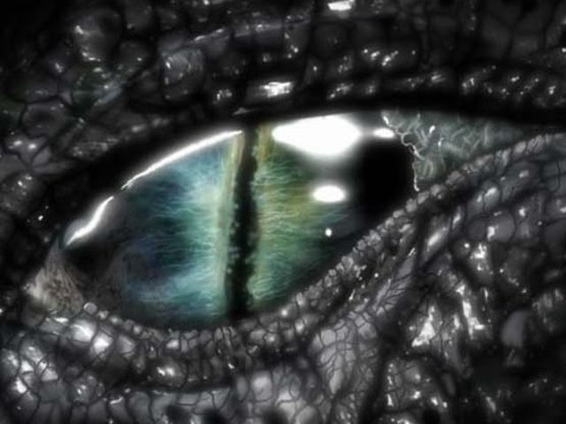 I got: Dragon Eyes! What Mythical Beast's Eyes Do You Have?