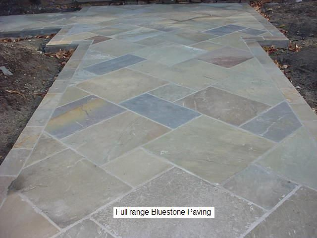 blue stone pavers - Google Search