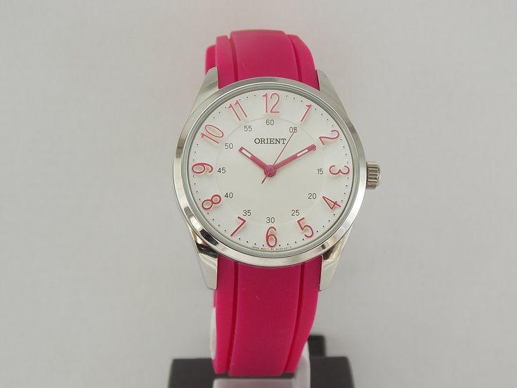 ¡Mirá este reloj Orient de dama! Si te gusta podés ayudarnos pinéandolo en alguno de tus tableros :)