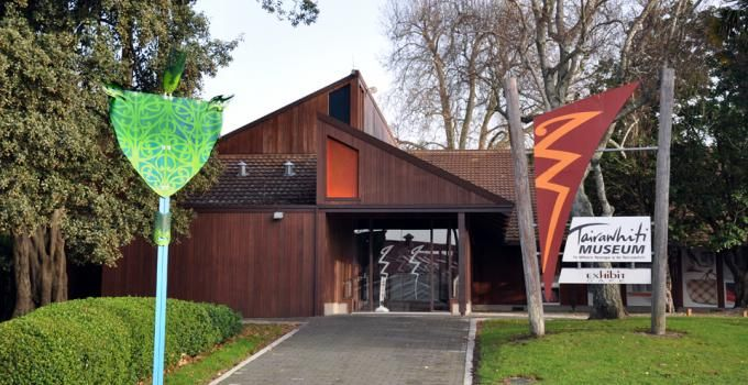 Our wonderful museum and art gallery  www.tairawhitimuseum.org.nz