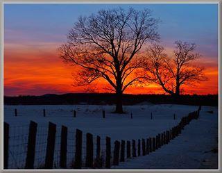 Beautiful sunset ... :)