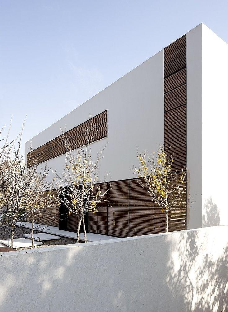 Kfar Shmaryahu House By Pitsou Kedem Architects Architecture Moderne Interior