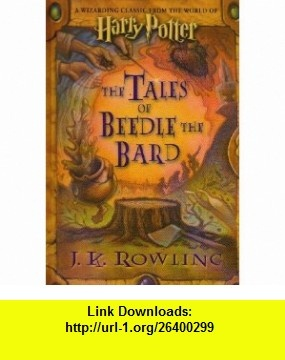 The Tales Of Beedle And The Bard Pdf