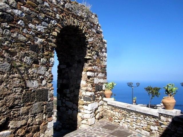 Castelmola Sicily