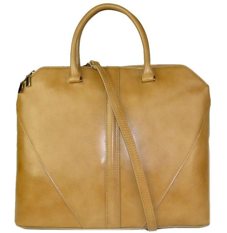 Want the latest style direct from Italy? Here it is – the Wyatt Bag in caramel is the perfect addition to the wardrobe of any fashionista! This number will make a statement whether you're at work, taking brunch with friends or out and about on weekends.