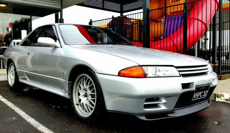 Customer Christian's 1993 GTR R32 VSpec #nissan #r32 #gtr