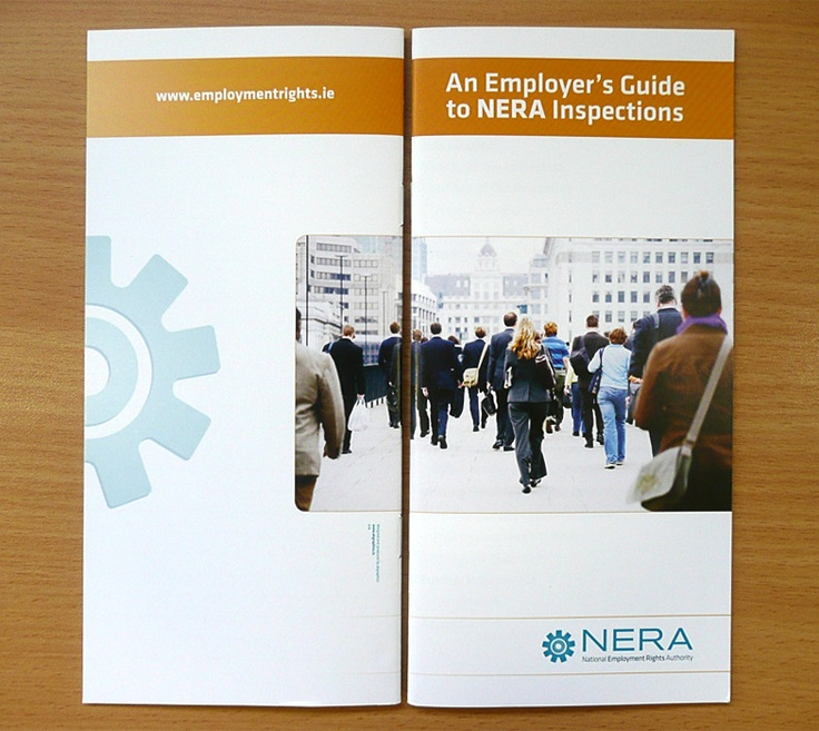 National Employment Rights Authority (NERA) - Brochure