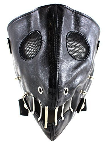 Enimay Full Face Cover Biker Motorcycle Safety Mask Halloween Accessory - Awesome Skulls