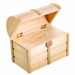 Build Your Own Toy Chest Kit - WoodWorking Projects & Plans