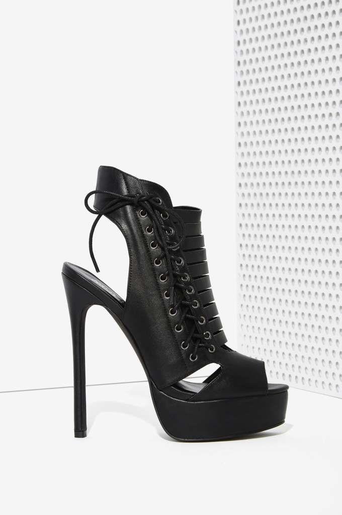 High heel slut shoes