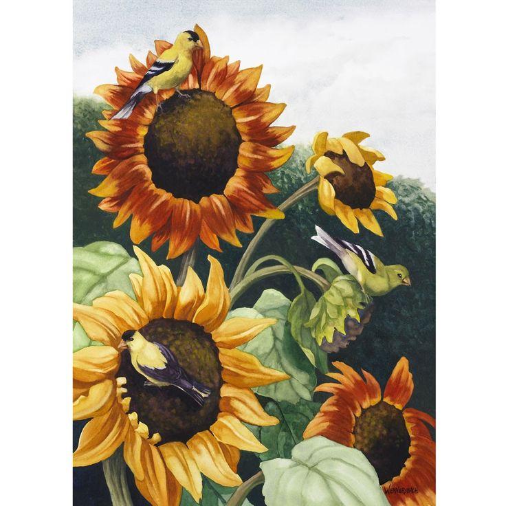 Sunflowers Printed Roller Blind - Printed Blinds | Milan Curtains #rollerblinds #homedecor #interiordesign