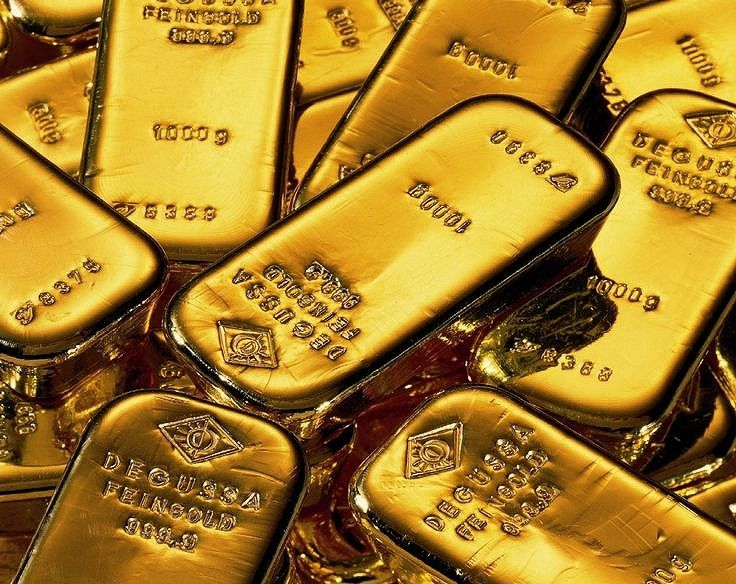 #Gold Bars are #Real #Money.