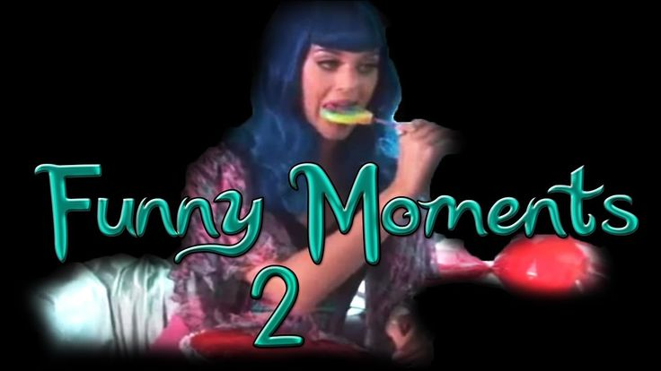 Katy Perry - funny moments (part 2)