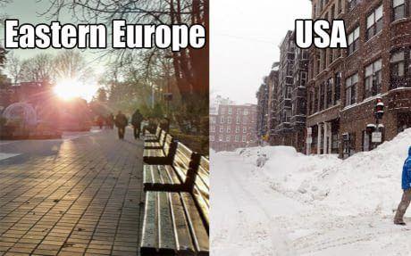 25 USA memes on a damn cold day