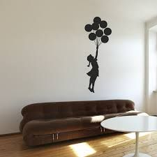 banksy wall graphic - Google Search