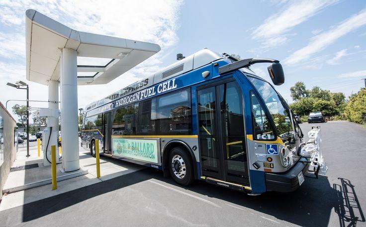 La ville de #Pau va déployer la Première ligne de Bus #Hydrogène en #France