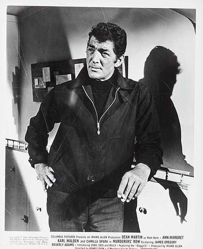 #Sixties | Dean Martin in Murderers' Row, 1966