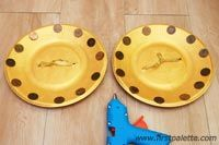 Paper Plate Cymbals craft!