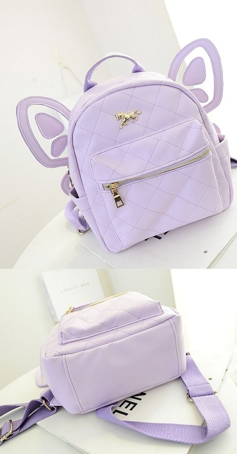 Width 25 cm Length 28 cm Thickness 12 cm  ♡ Shipping Information ♡ Please click and read before ordering  Pease buy from this link to avoid fees thank you! ^^  http://syndromestore.com/products/8475687-kawaii-fairy-backpack-japanese-har