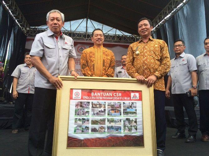 Semen Indonesia Rombak Penyaluran Dana CSR di Tuban