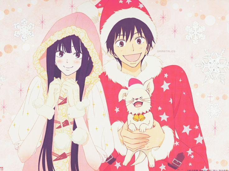 anime couple | Kimi ni Todoke | Anime/manga and anything related!!!